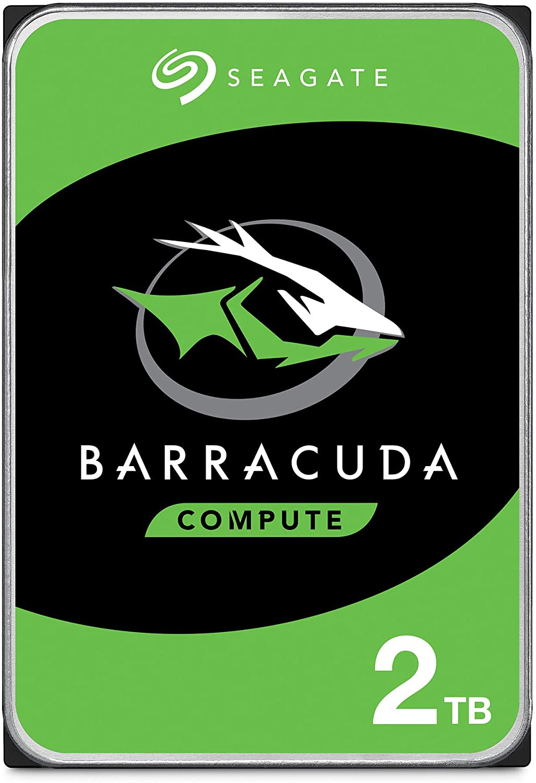Seagate 2TB HDD SALE DISCOUNT
