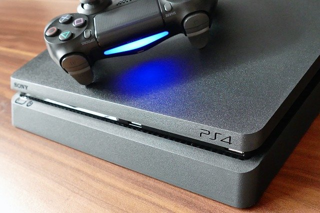 hard drive for PS4